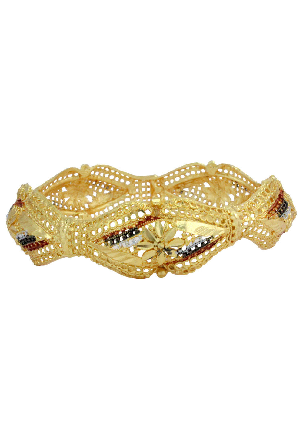 Metallic Bangle in Golden