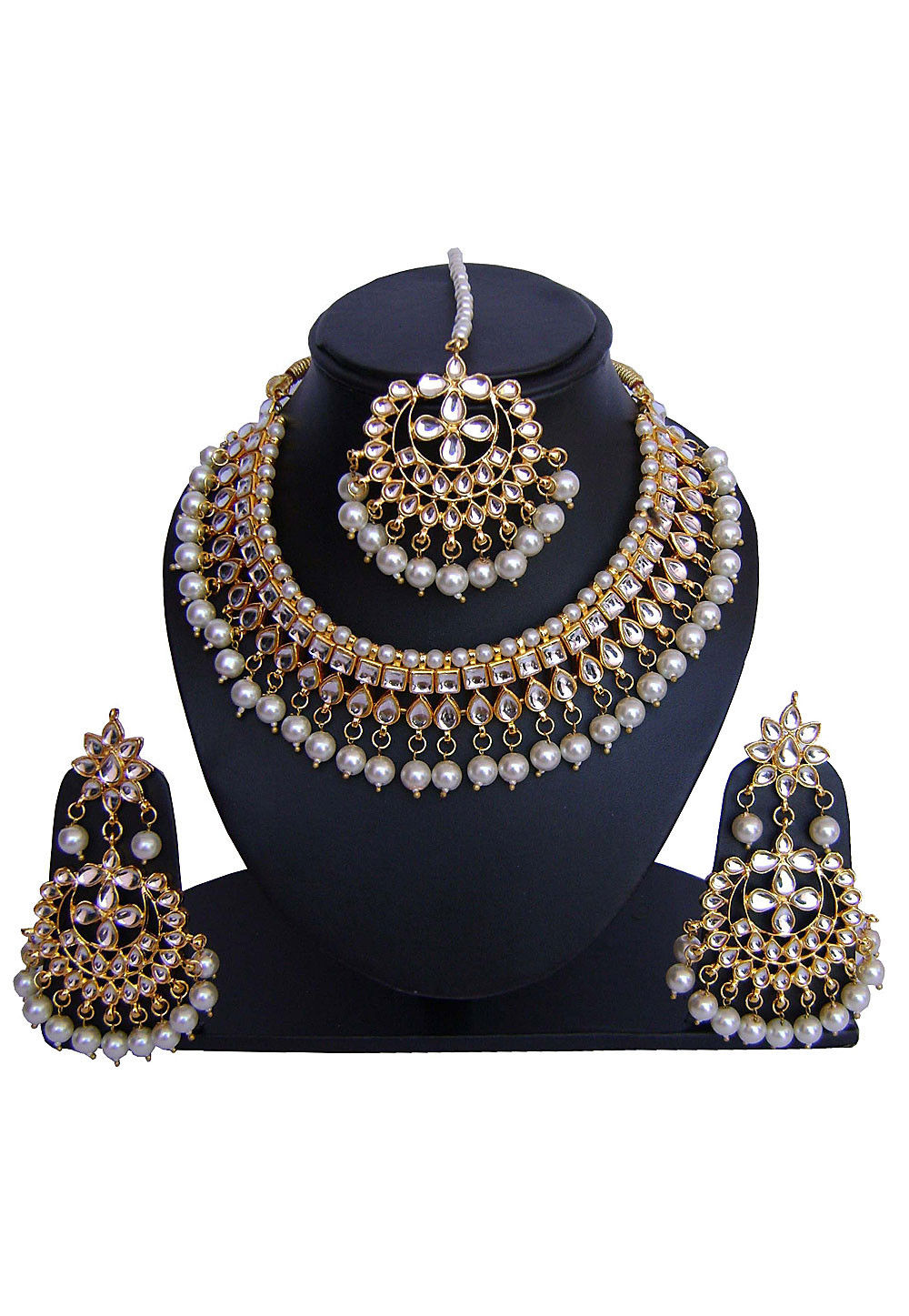 Kundan Necklace Jmy438