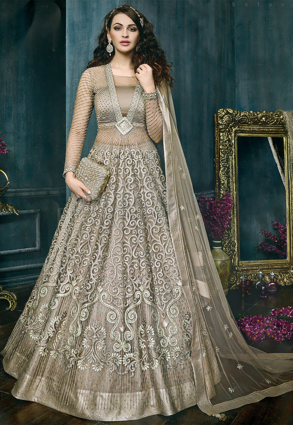 Wedding Lehengas | Buy Indian Wedding Lehenga Choli and Designs Online