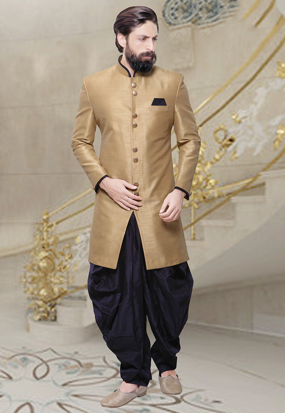 Wedding Dresses for Men: Buy Indian Wedding Dresses for Groom ...