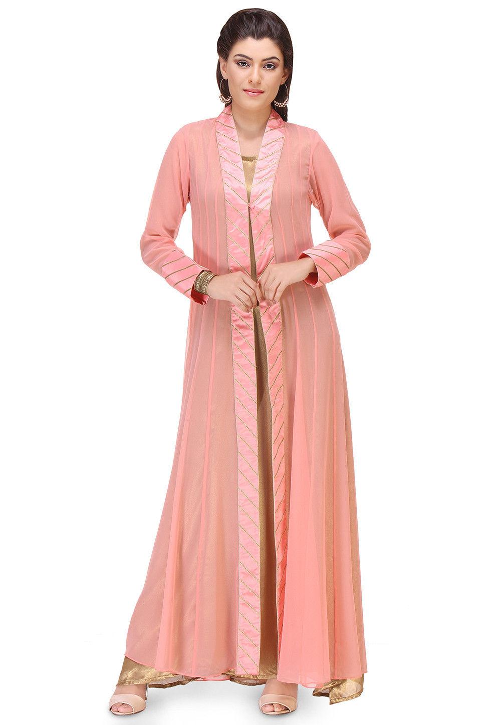 37697489d7 Indo Western Jackets for Women - Buy Latest Designs Online | Utsav ...