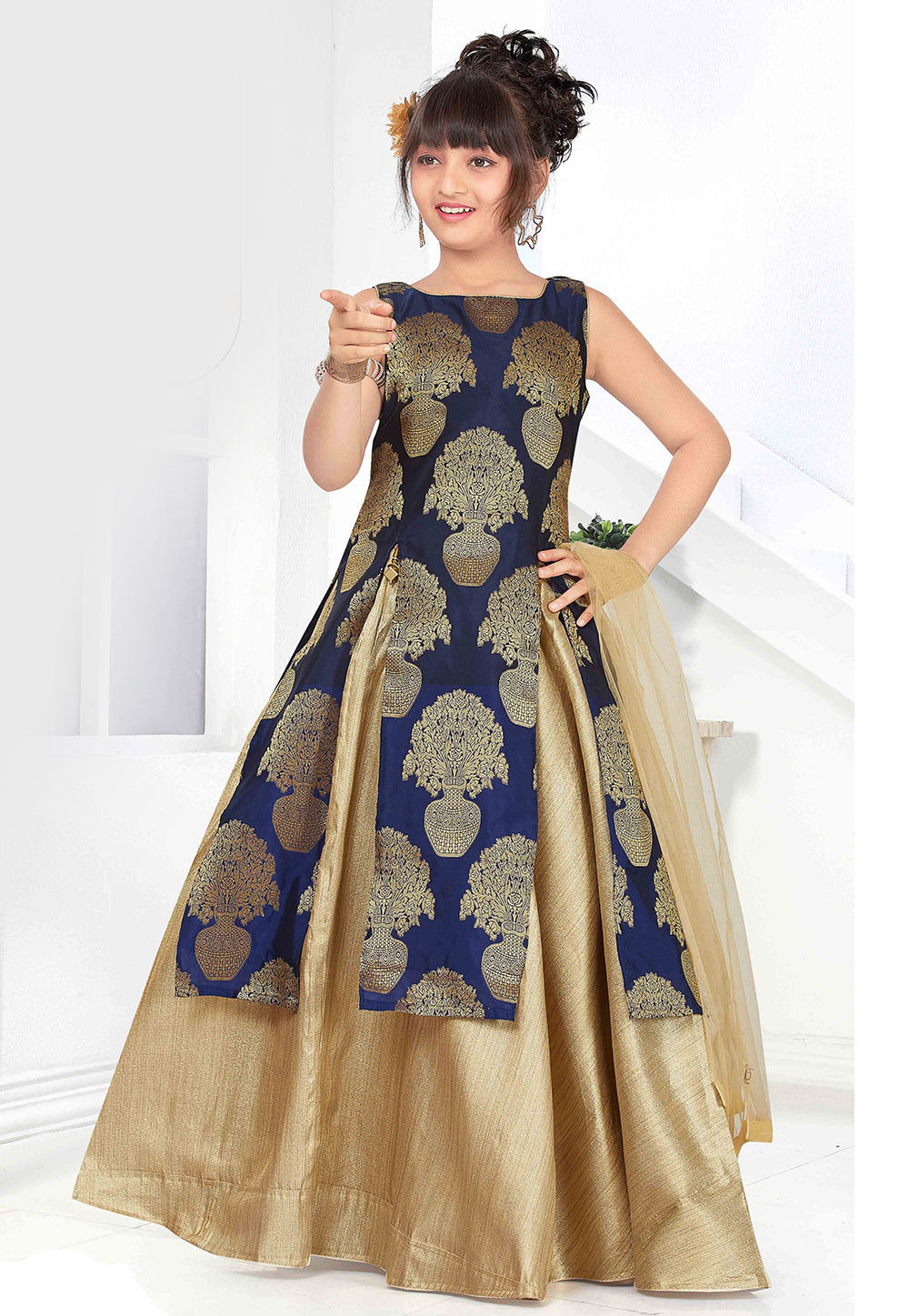 2f0fa1419d1 Indian Kidswear: Buy Ethnic Dresses and Clothing for Boys & Girls