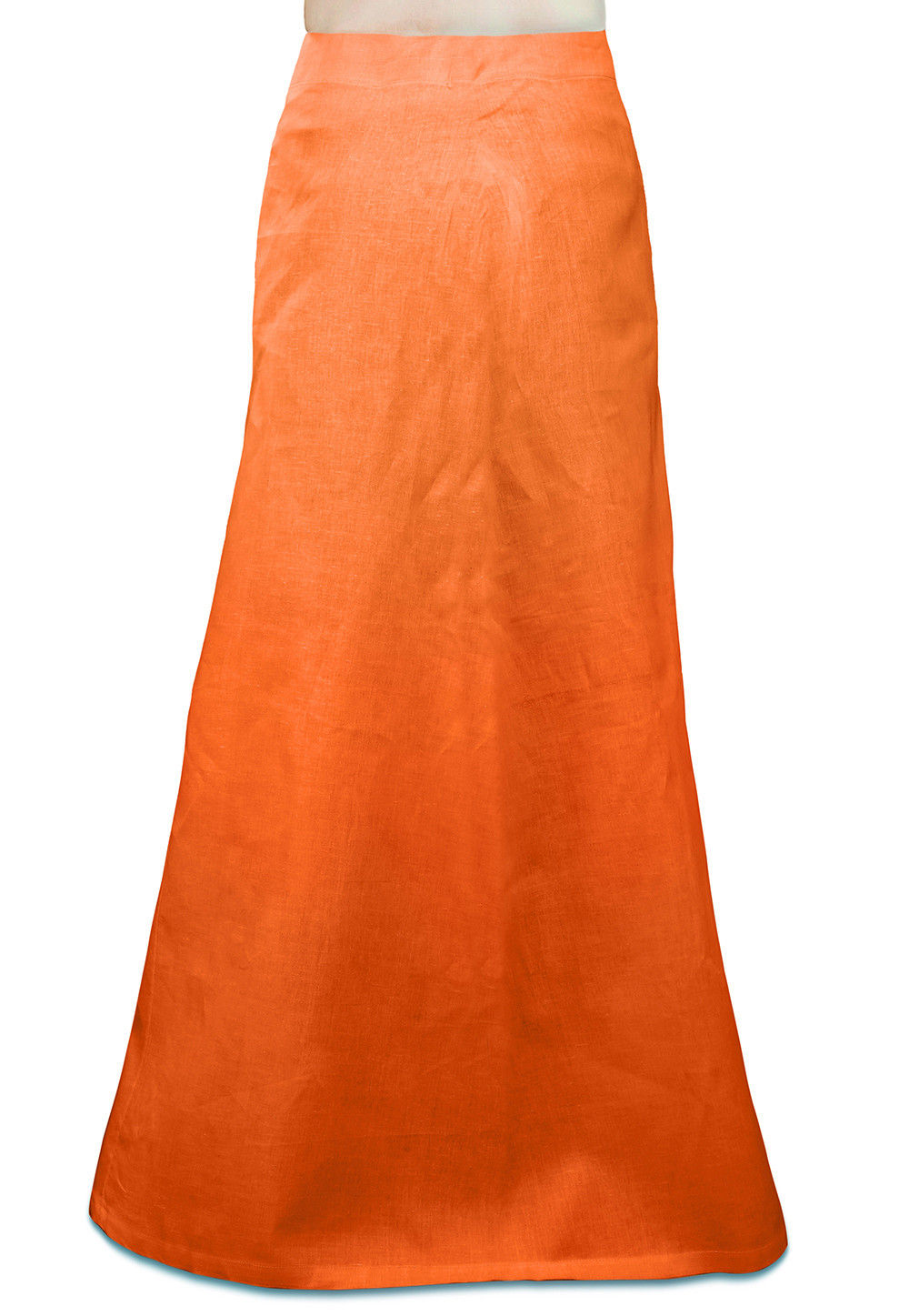 Cotton Petticoat in Orange