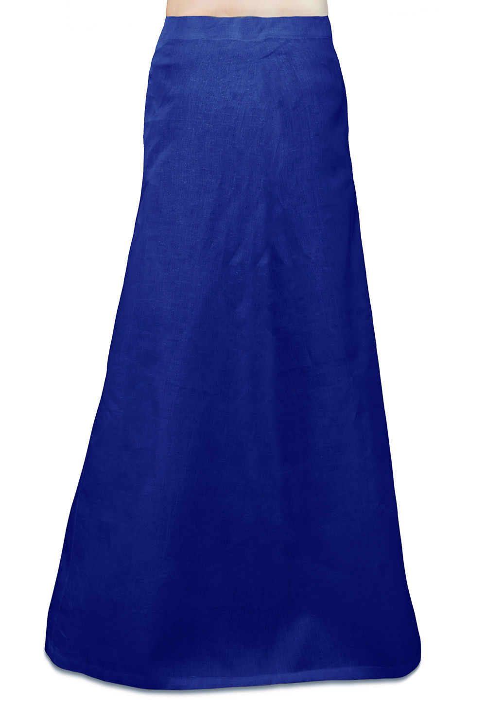 Cotton Petticoat in Royal Blue