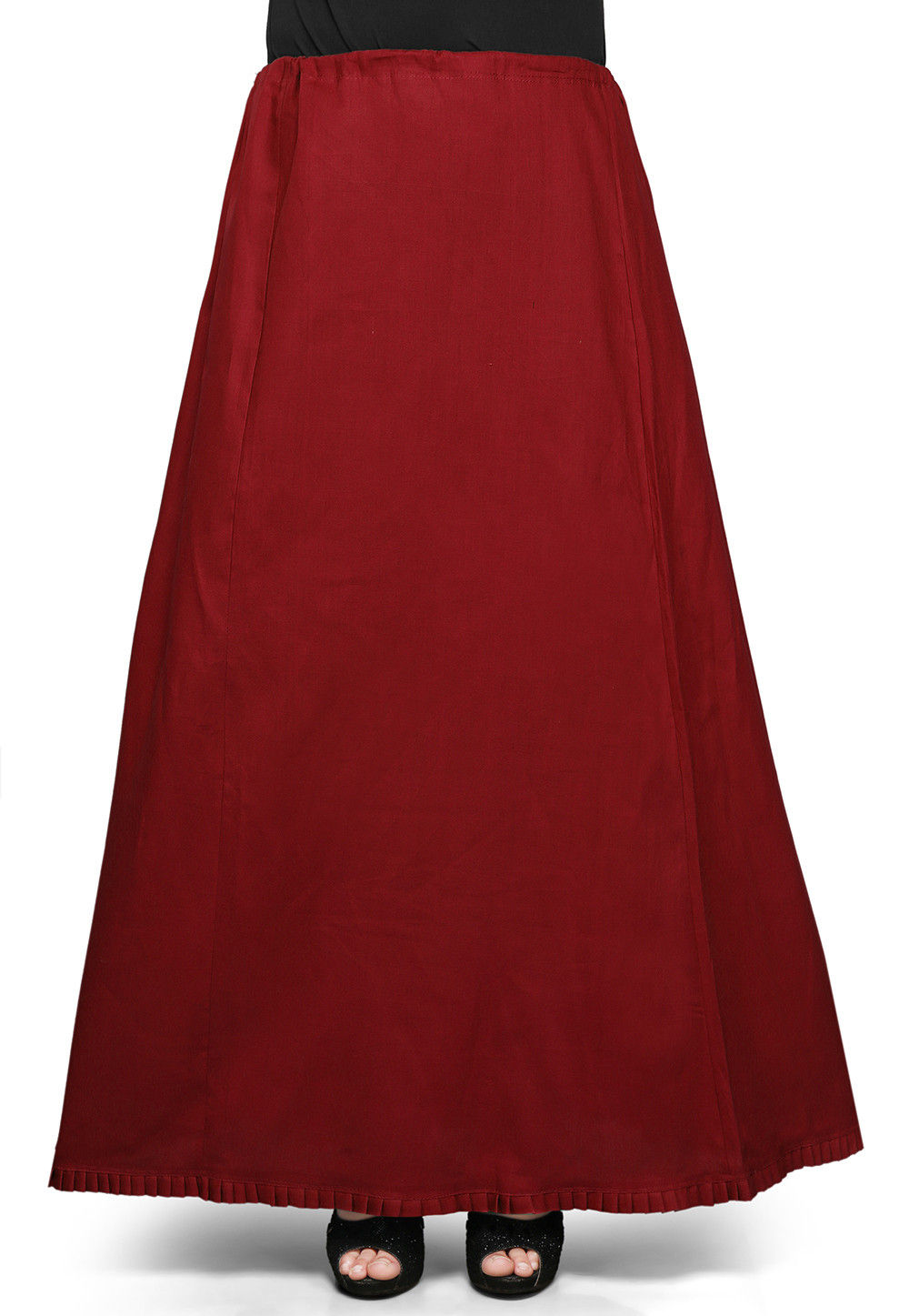Cotton Petticoat in Red