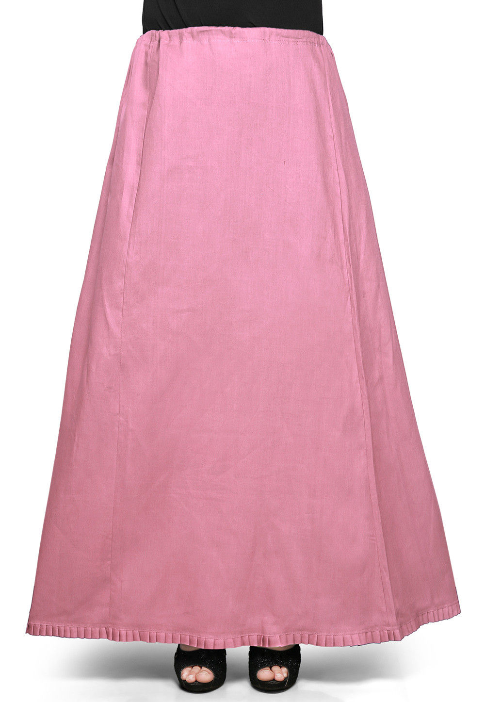 Cotton Petticoat in Pink