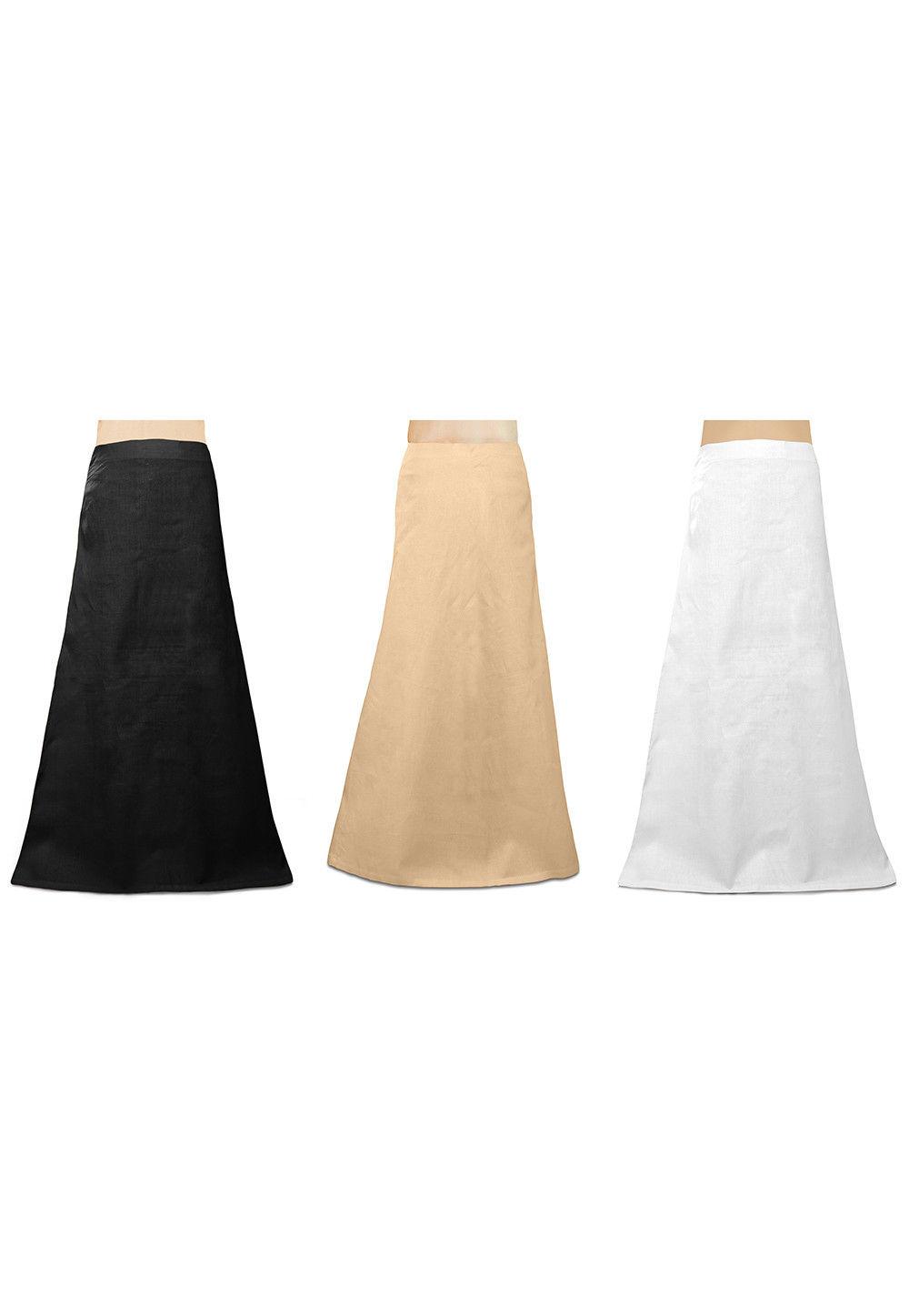 Cotton Combo Sets in Petticoat