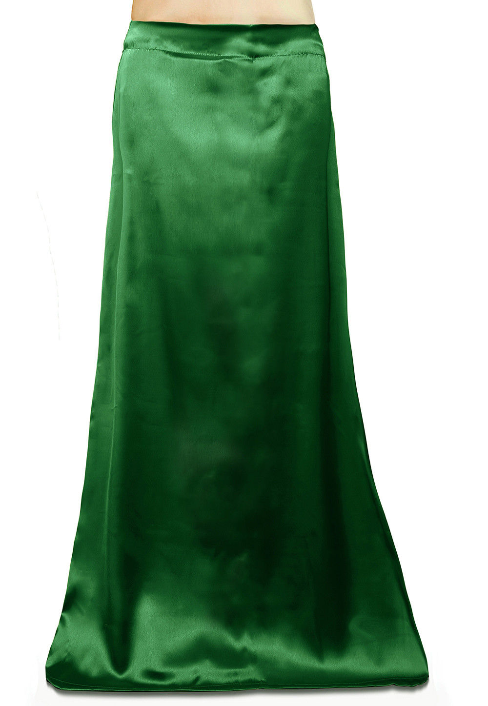 Satin Petticoat in Green