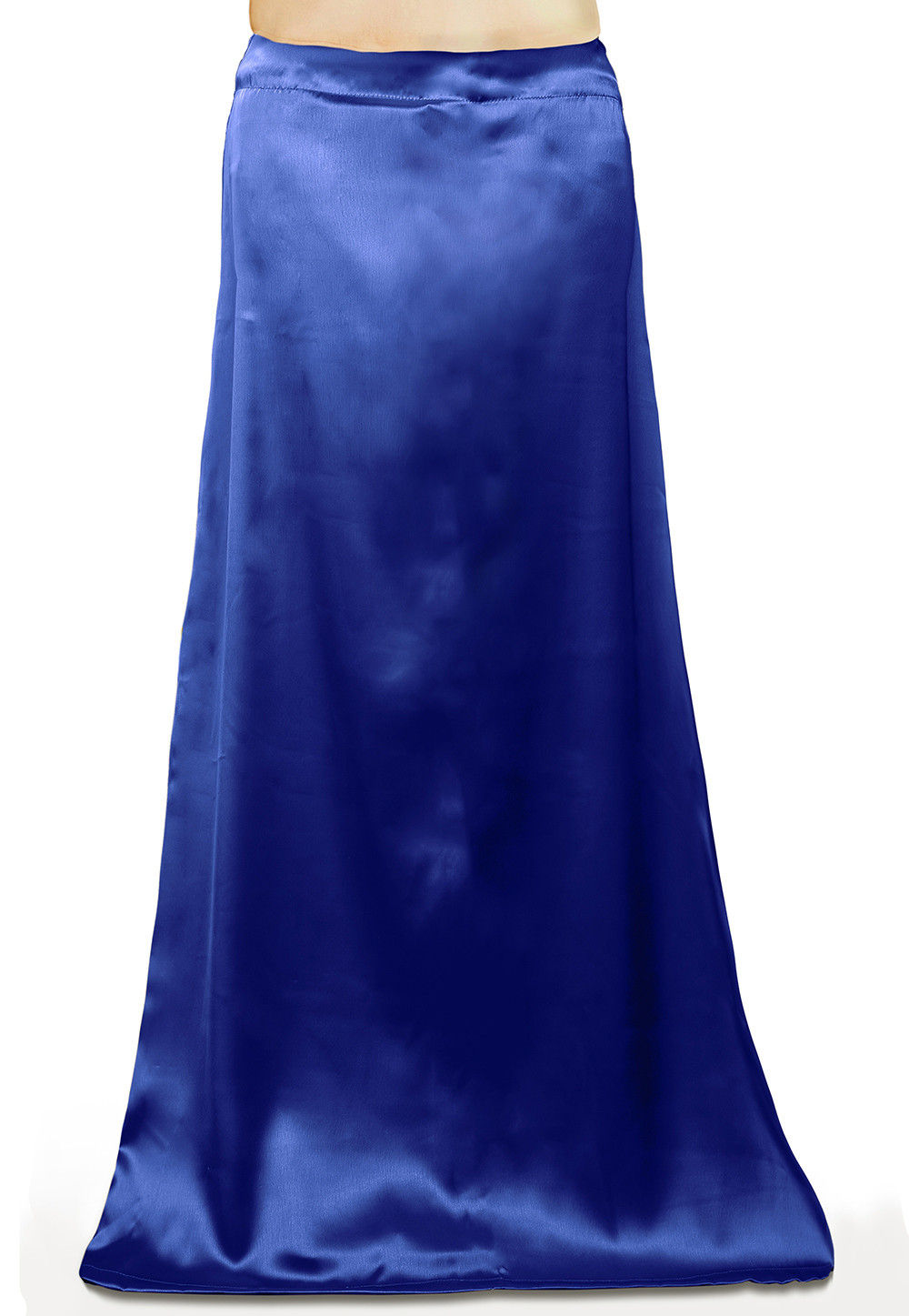 Satin Petticoat in Royal Blue