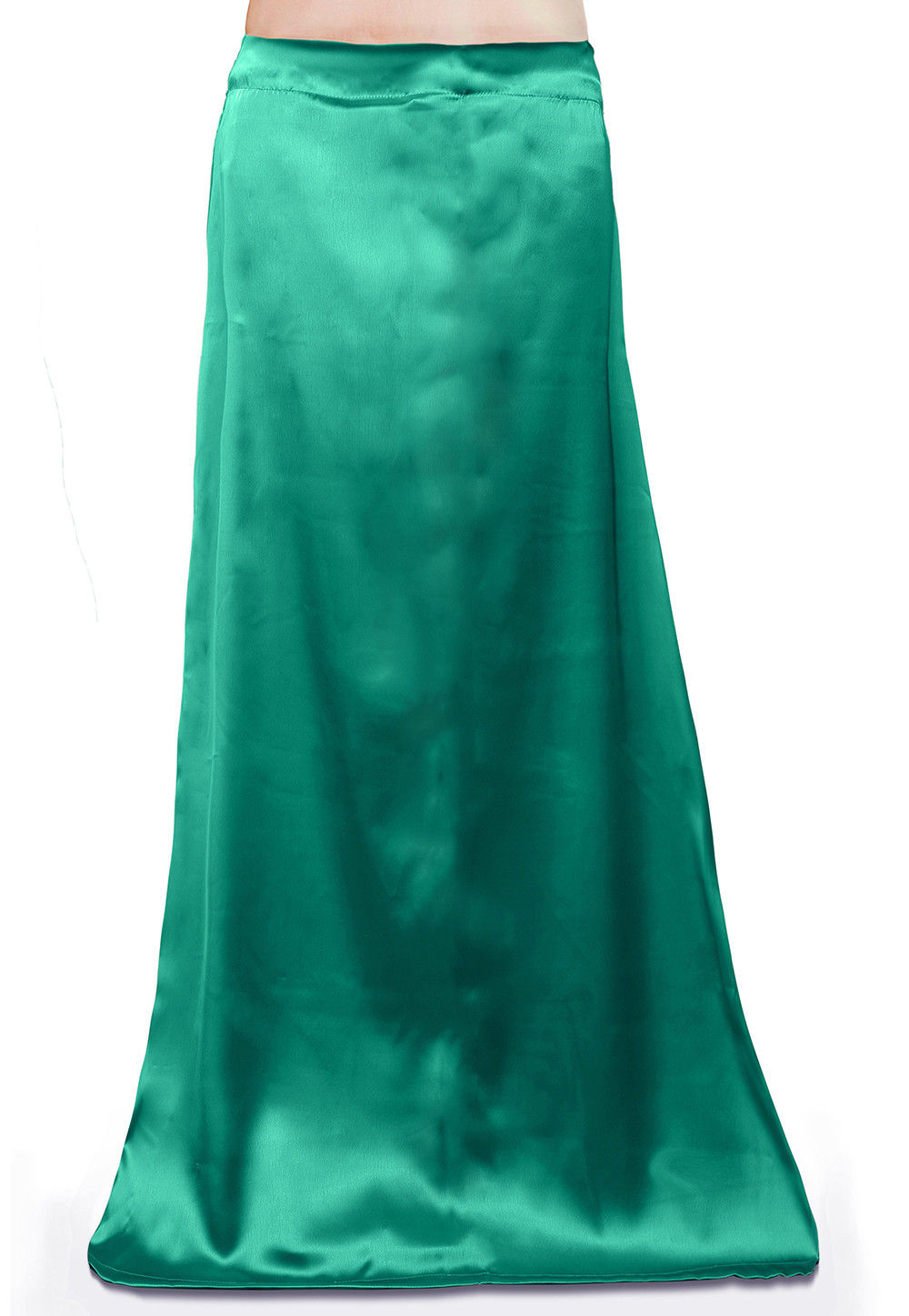 Satin Petticoat in Green