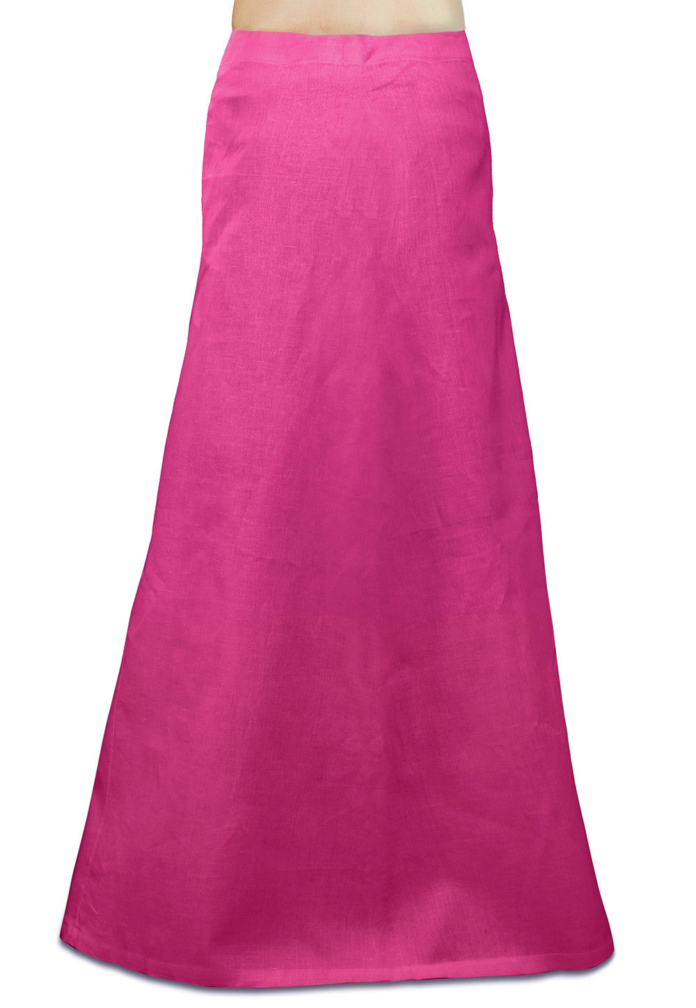 Cotton Petticoat in Fuchsia