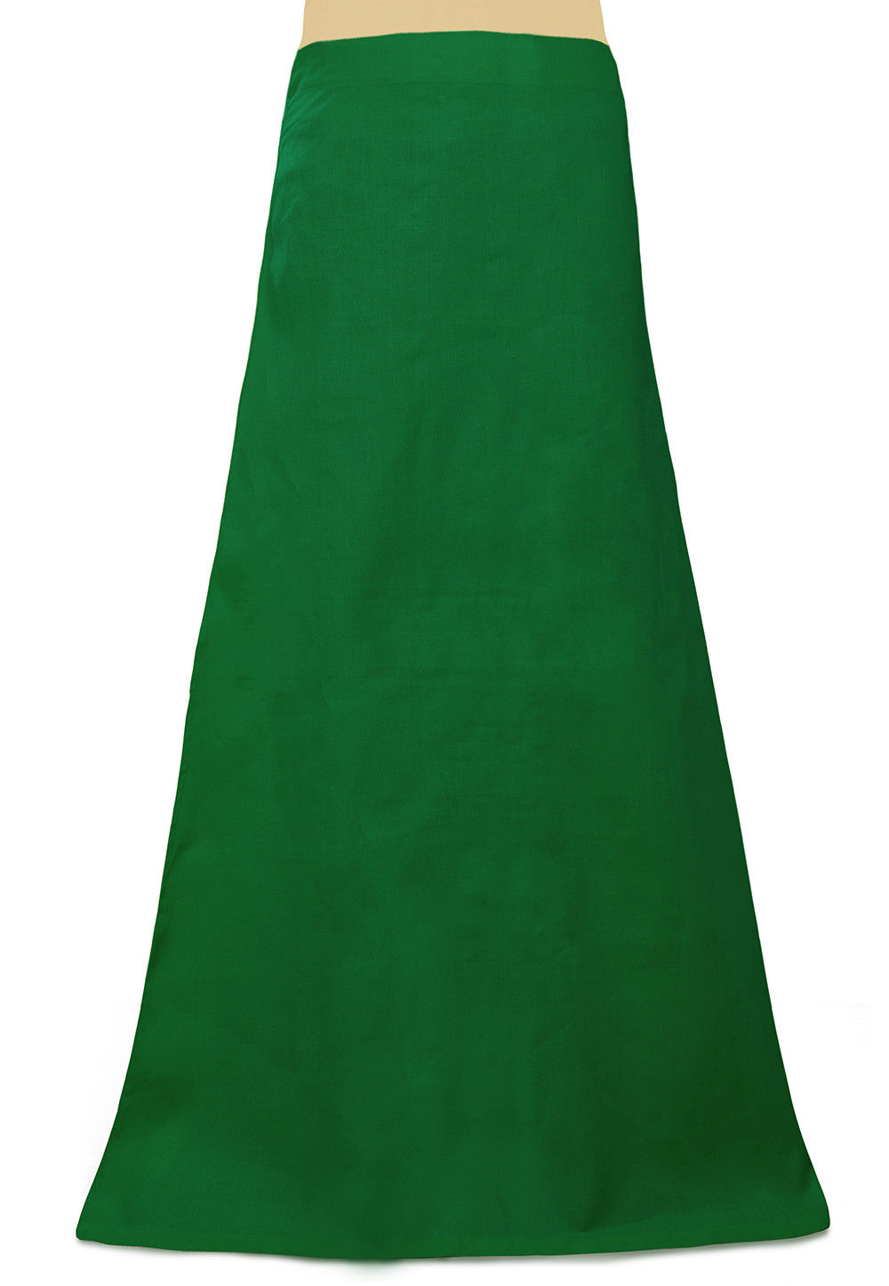 Cotton Petticoat in Green