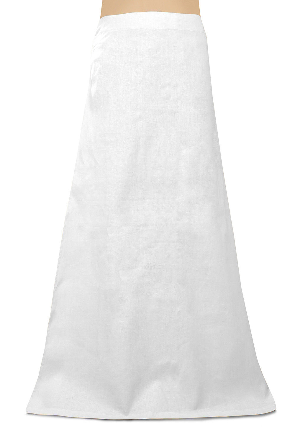 Cotton Petticoat in White