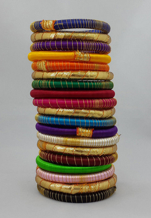 Gota Lace Bangle Set