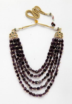 Agate Stone Layered Necklace