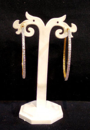 American Diamond Studded Earrings