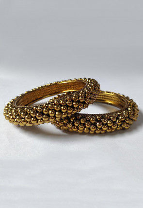 Beaded Pair of Bangles
