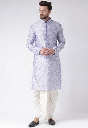 18b8483b20 Dhoti Kurta: Buy Traditional Indian Dhoti Kurta for Men Online | Utsav  Fashion