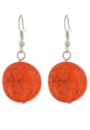 Ceramic Beaded Earrings
