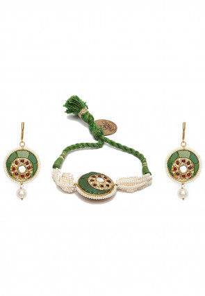 Ceramic Stone Studded Combo of Bracelet Set
