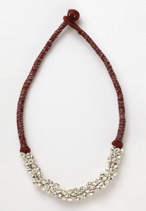 Cluster Ghunghroo Necklace