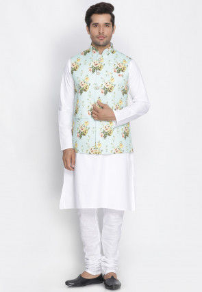 59380a0ba41 Digital Print - Kurta Pajama - Men s Ethnic Wear  Buy Indian Traditional  Mens Dresses Online