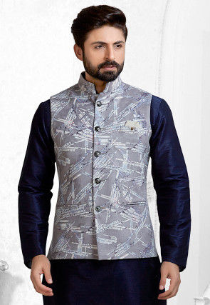a6845121ed Velvet - Nehru Jackets - Men's Ethnic Wear: Buy Indian Traditional ...