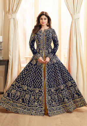 69137d068a Buy Art Silk Lehenga Cholis and Art Silk Bridal Lehengas Online