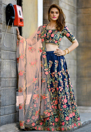9173bd7baa Stone Work Lehenga Choli and Lehengas Online Shopping