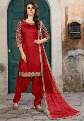 e31de1e640 Mirror Work - Punjabi Suits - Salwar Suits: Buy Indian Salwar Kameez ...