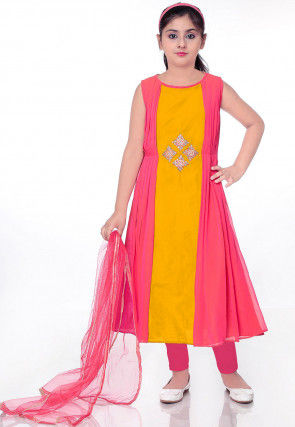 dc24d052c Kids Suits  Buy Salwar Kameez Sets for Kids Online