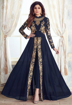4caa2f2a42 Party Wear Suits: Buy Party Wear Salwar Suits for Women Online | Utsav  Fashion