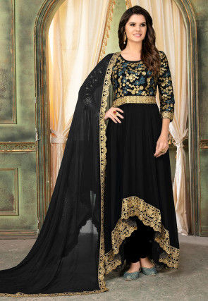 51dc05b64e Page 4 | Anarkali Suit: Shop Latest Designer Anarkali Dress Online ...