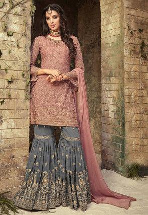 81ad054d41 Wedding Wear Pakistani Suits & Salwar Kameez: Buy Online | Utsav Fashion