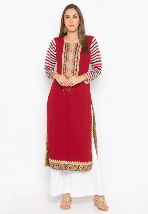 b7674051fd Indo Western Dresses: Buy Latest Indo Western Clothing Online ...