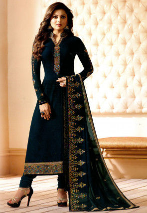 Straight Cut Salwar Kameez Buy Straight Cut Suits Online Utsav