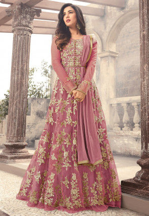 1d3761a9f1 Net Salwar Suit Kameez: Buy Net Salwar Suit Online | Utsav Fashion