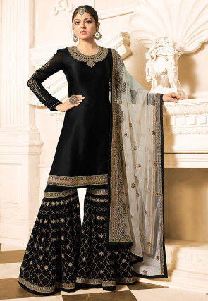 dc58878b0f Page 2 | Black Bollywood Salwar Suits for Women: Buy Latest Designs ...