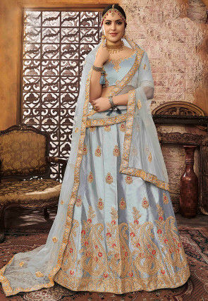 06521779b3 Circular Wedding Lehenga and Ghagra Choli: Buy Latest Designs Online ...