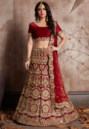 3e7489f174 Bridal Lehenga | Buy Indian Designer Bridal Lehenga Cholis Online