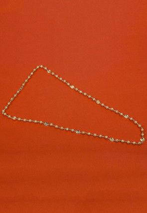 Golden Polished Necklace