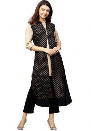 a56293957e Indo Western Jackets for Women - Buy Latest Designs Online | Utsav ...