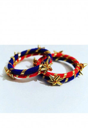 Gota Lace Pair of Bangles
