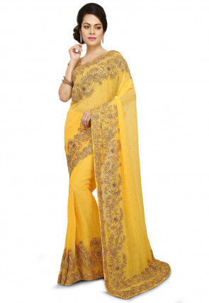 8eb141f63cf4a Yellow Stone Sarees  Buy Latest Designs Online