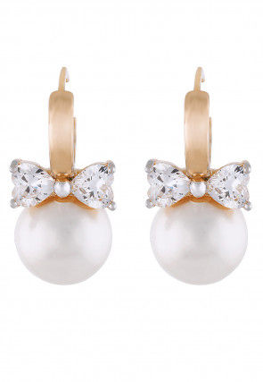 Stone Studded Earring