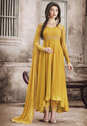 b9765adef8 Party Wear Suits: Buy Party Wear Salwar Suits for Women Online ...