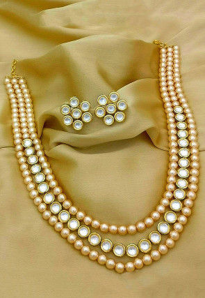 4b33530b3bad0 Kundan Layered Necklace Set