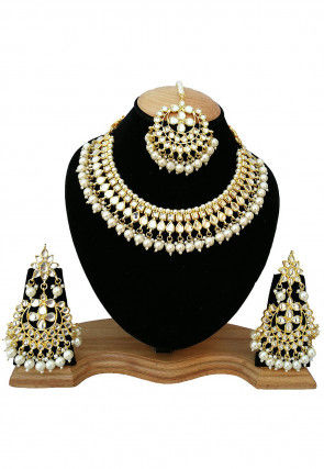 jewellery weddings indian necklace pin sets wedding temple set south