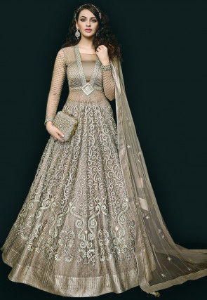 Clothing, Shoes & Accessories Beautiful Designer Bollywood Bridal Wedding Wear Indian Lehenga Choli Gown Dress High Quality
