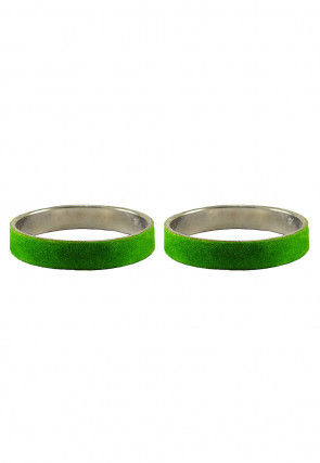 Metallic Pair of Bangles